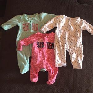 Other - Newborn sleeper bundle